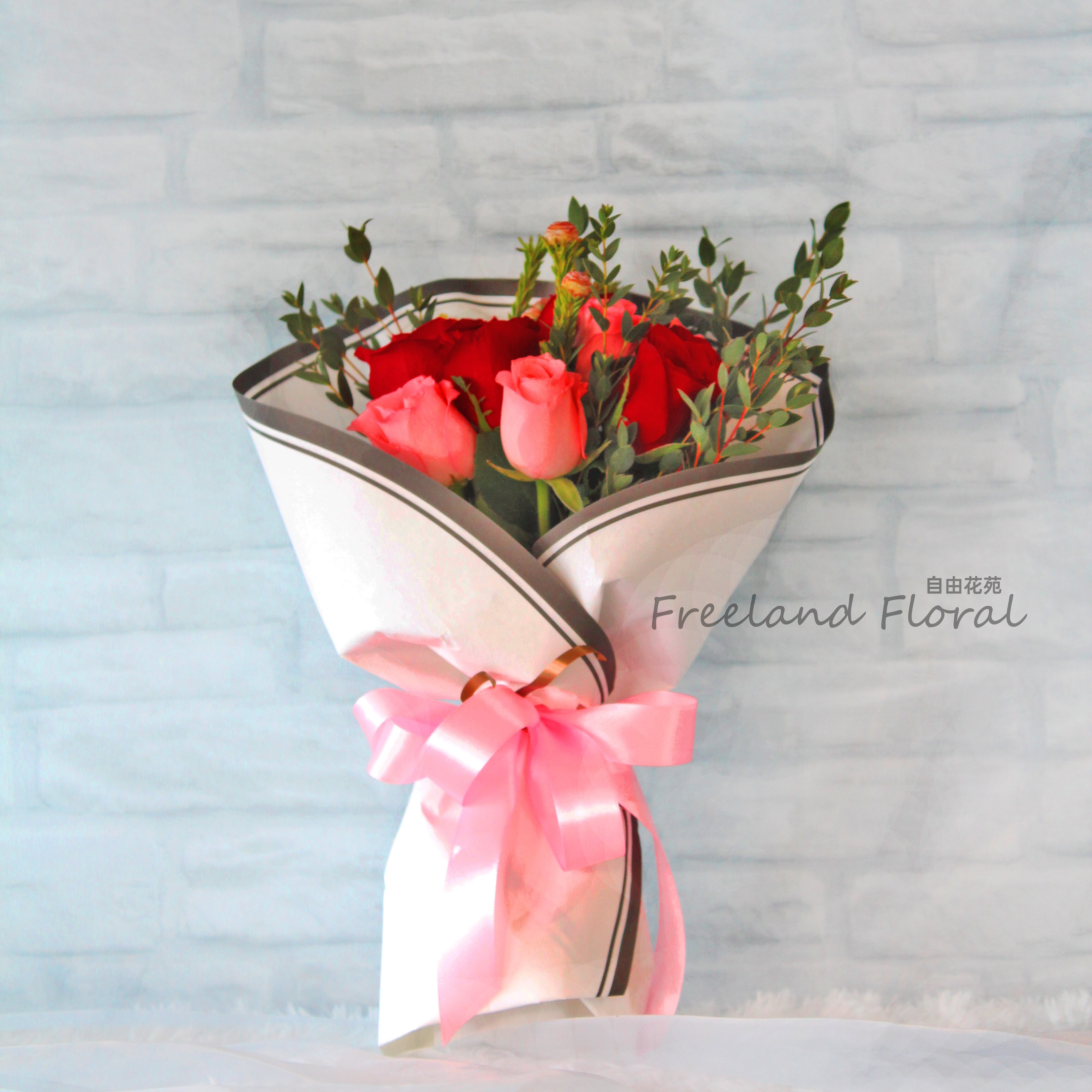 Waiting For Love - Freeland Floral 自由花苑
