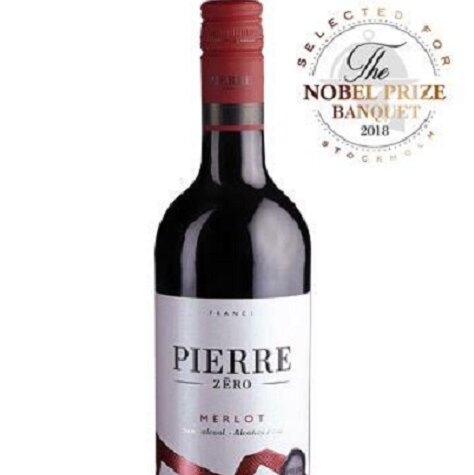 Pierre 0% Non Alcoholic Red Wine - Freeland Floral 自由花苑
