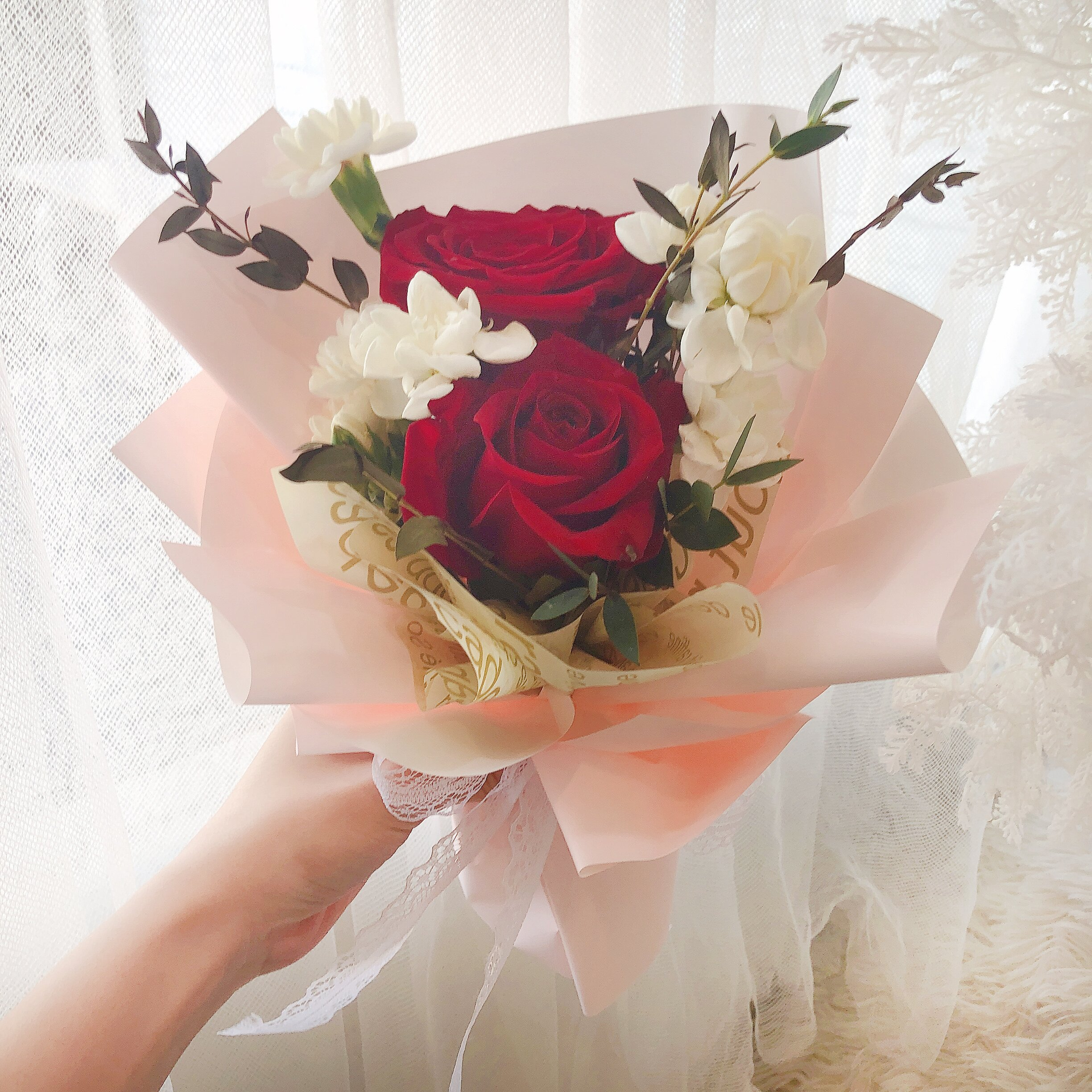 You And Me - Freeland Floral 自由花苑