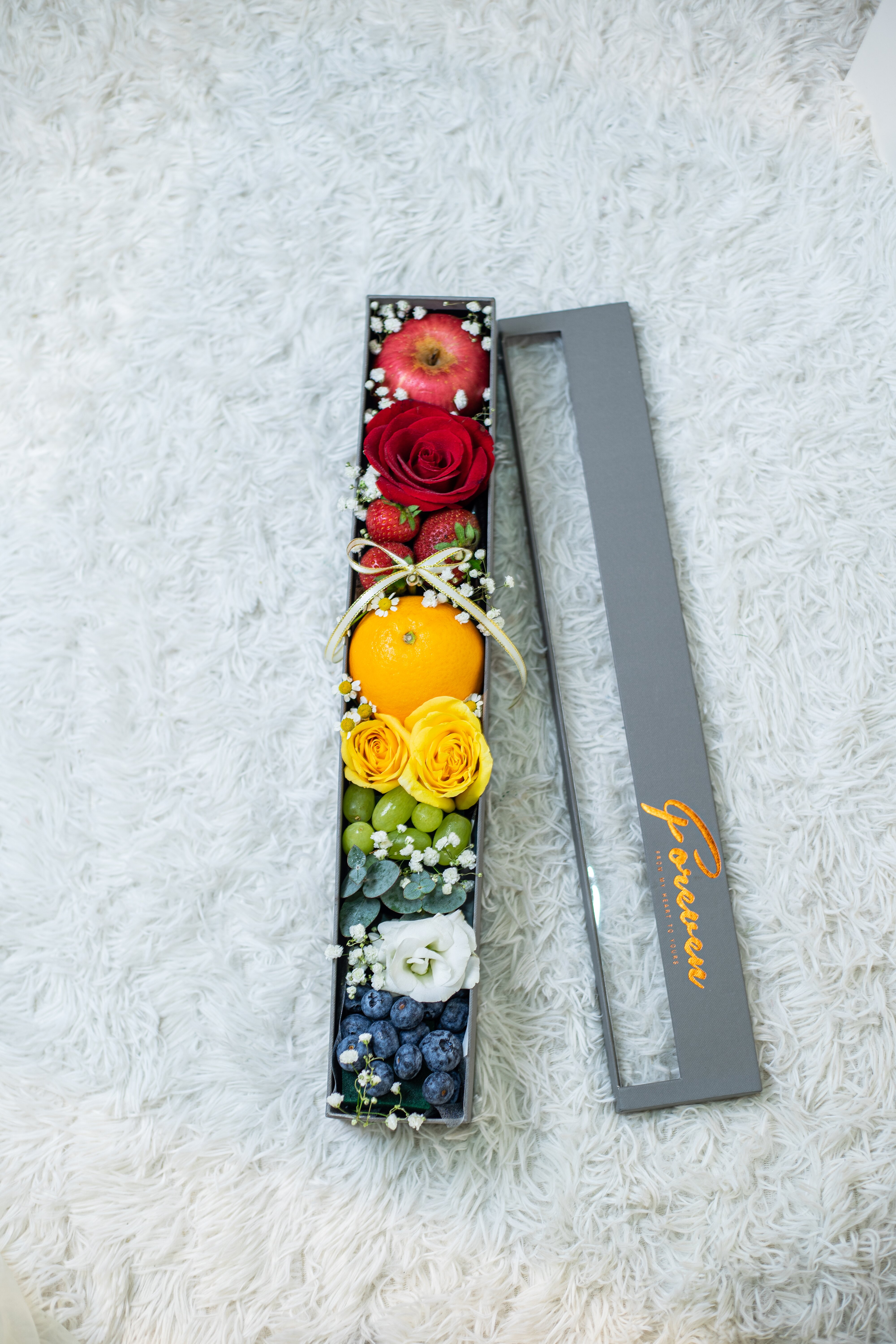 Colourfruit Greetings - Freeland Floral 自由花苑