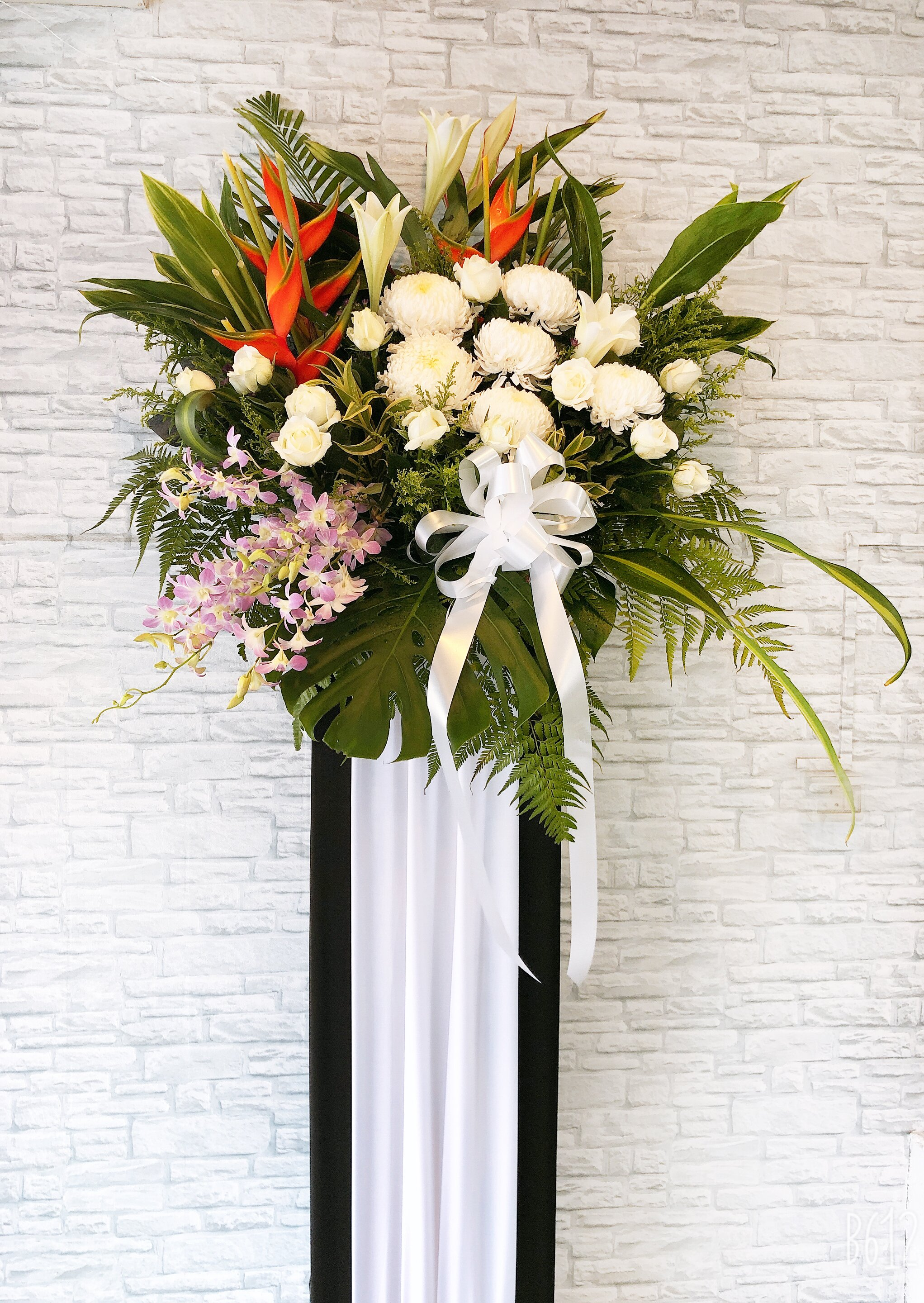 Wish You Peace - Freeland Floral 自由花苑