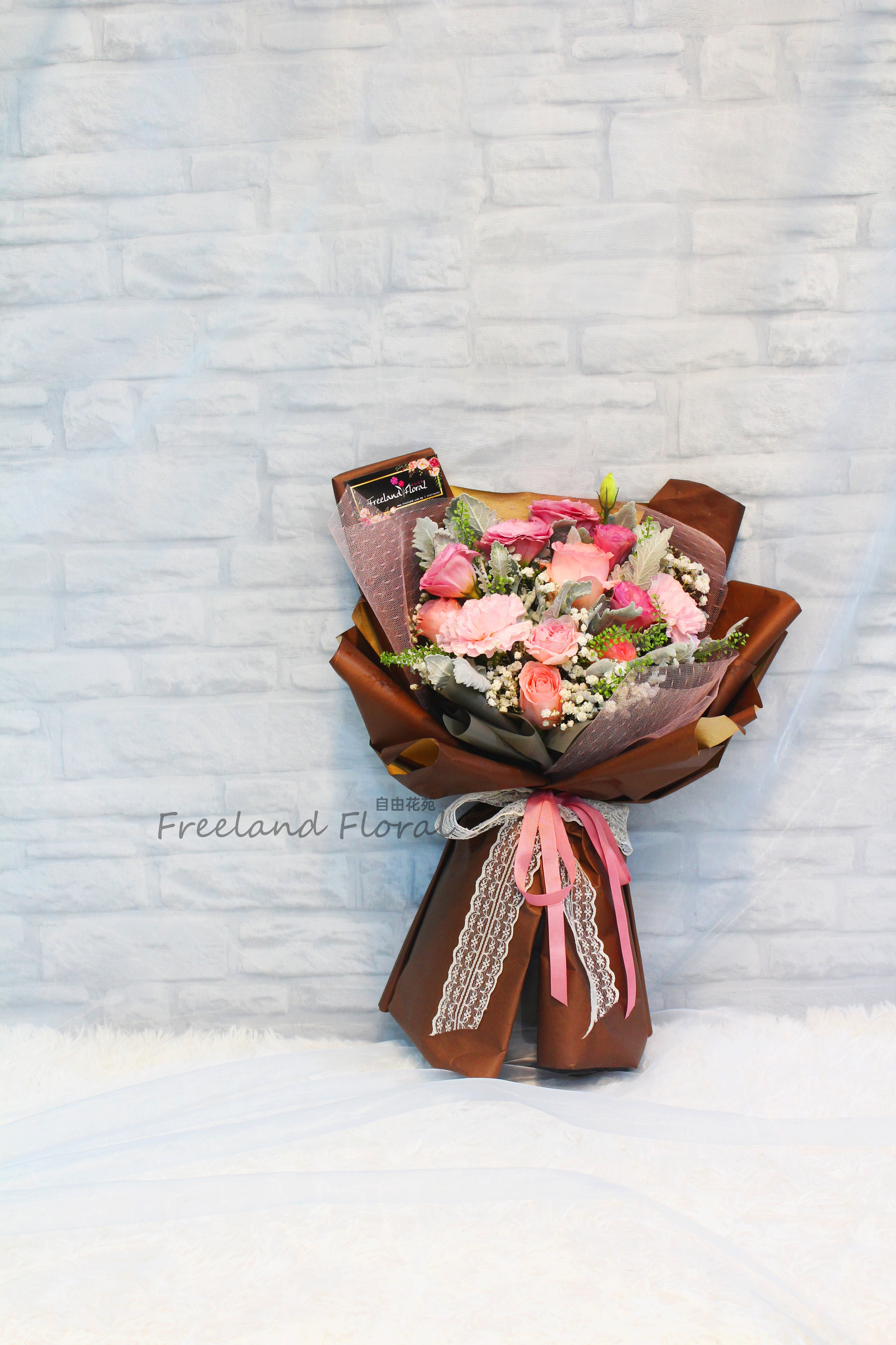 Some Enchanted Evening - Freeland Floral 自由花苑
