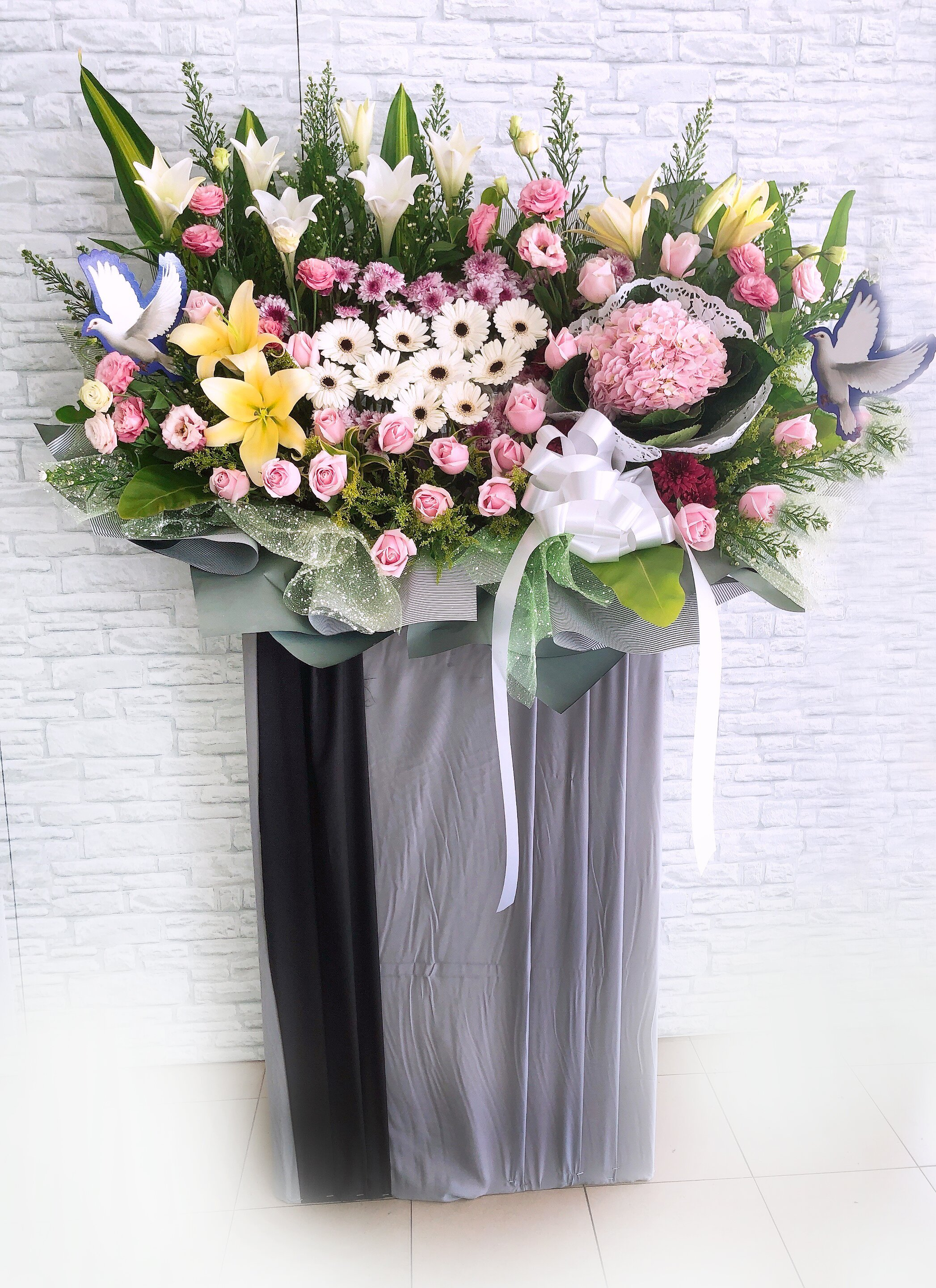Great Respect - Freeland Floral 自由花苑